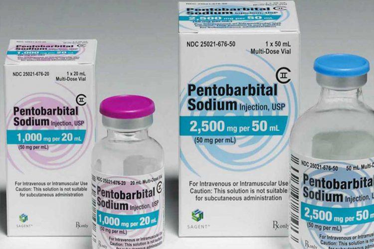 nembutal sodium injectable solution
